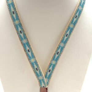 """""""STYLE FOR LESS"""" PATTERNED LANYARDS"""